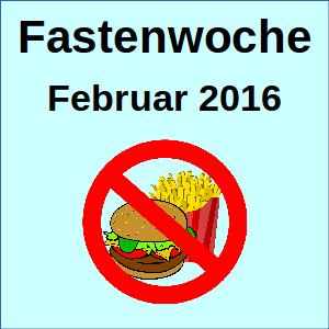 Fastenwoche Februar 2016