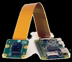 Raspberry Pi Zero W und Cam