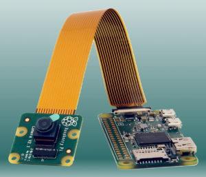 Raspberry Pi Zero mit Cam