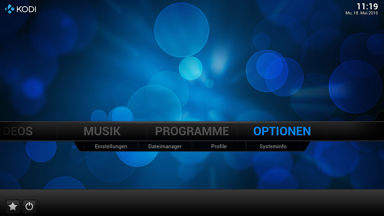 einstellung musik widergabe windos 7