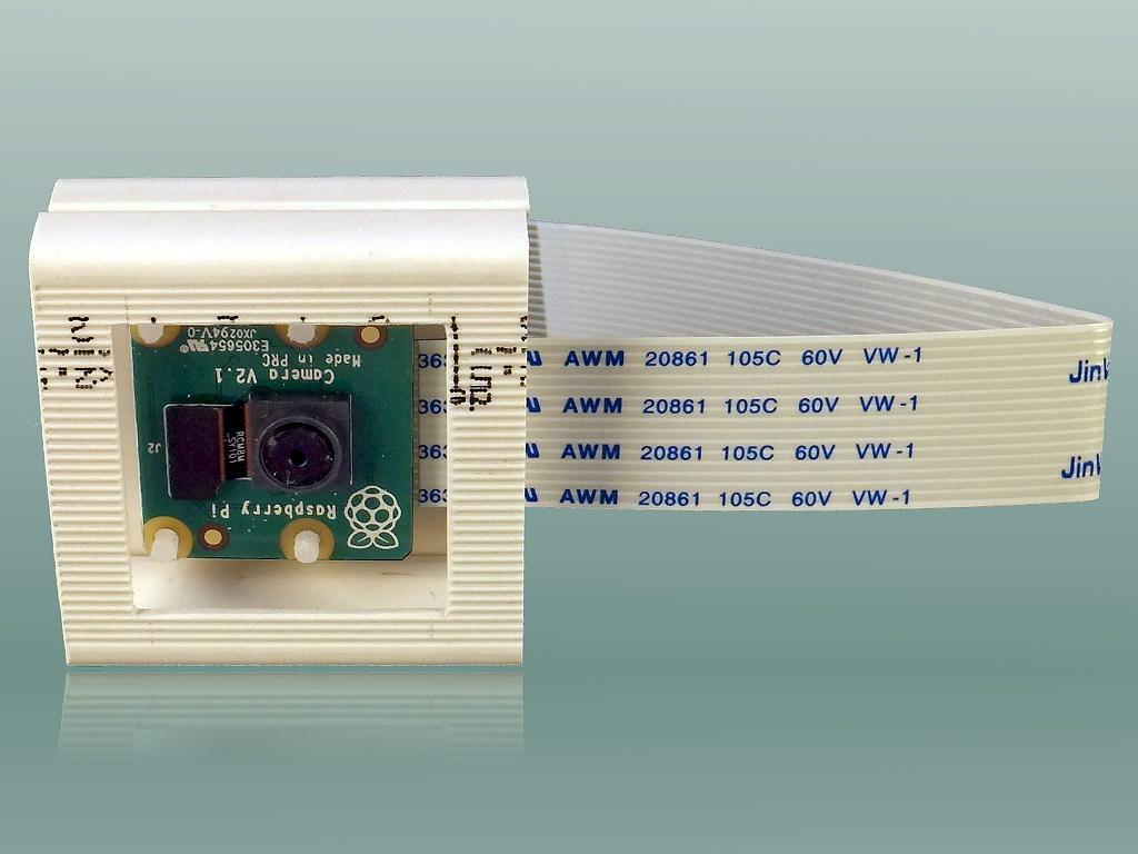 raspberry video camera teil 9 montage kamera modul helmut karger. Black Bedroom Furniture Sets. Home Design Ideas