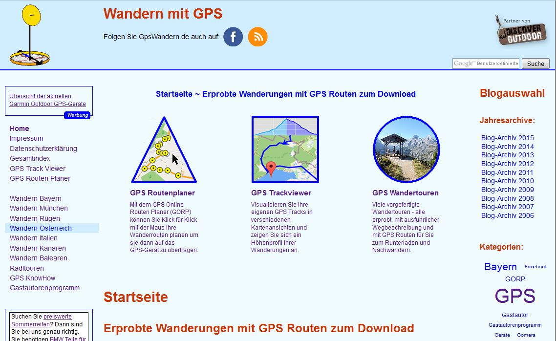 gpswandern.de