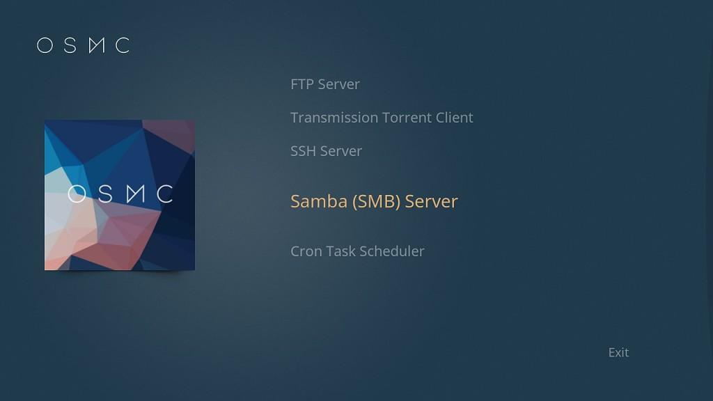 OSMC Konfiguration 6