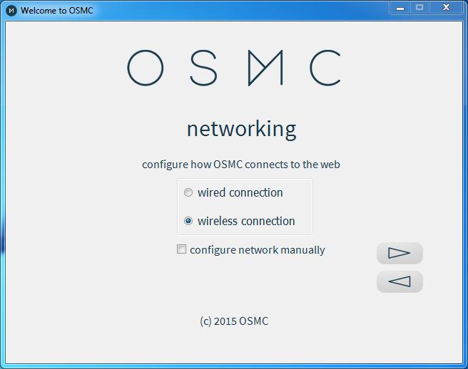 OSMC Installation 4