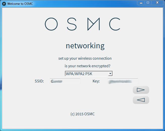 OSMC Installation 5